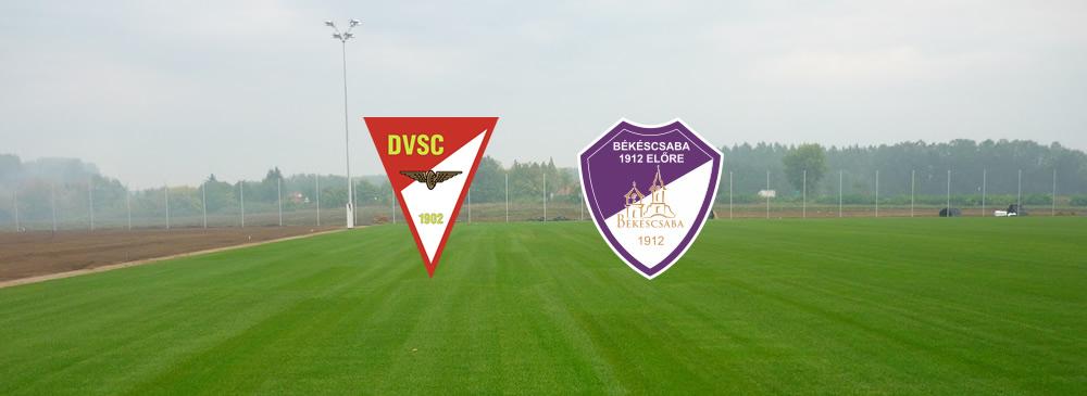 DVSC-TEVA – Békéscsaba 1912 Előre