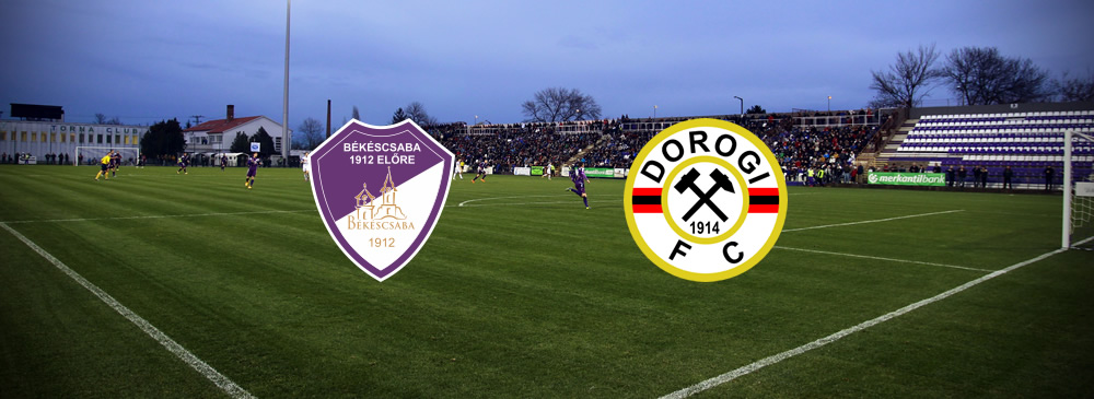 Békéscsaba 1912 Előre – Dorogi FC