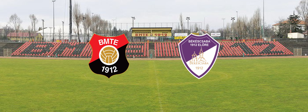 Budafoki MTE – Békéscsaba 1912 Előre