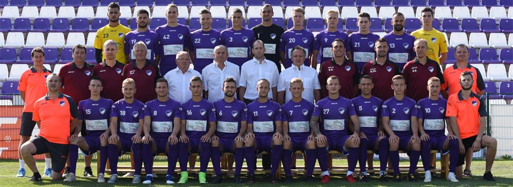 A Békéscsaba 1912 Előre NB II-es labdarúgó csapata