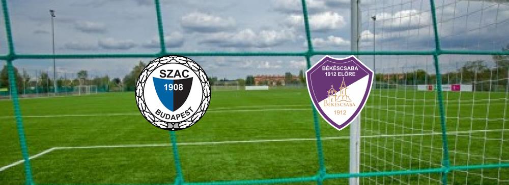 1908 SZAC Budapest – Békéscsaba 1912 Előre