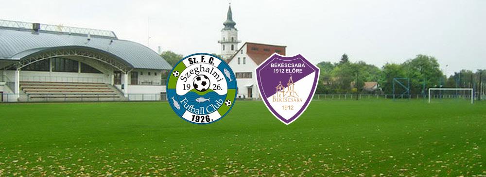 Szeghalmi FC – Békéscsaba 1912 Előre II.